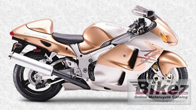 1999 Suzuki GSX 1300 R Hayabusa Specifications And Pictures