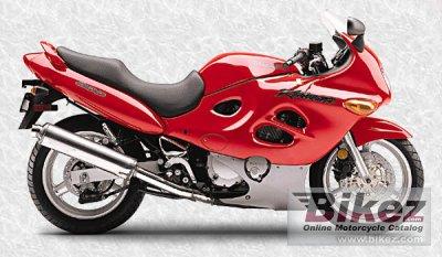 1999 Suzuki GSX 600 F