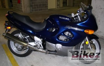 1999 Suzuki Gsx 750 F Katana Specifications And Pictures