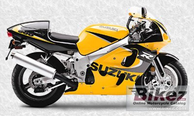 1999 Suzuki Gsx R 600 Specifications And Pictures