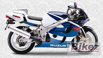 1999 Suzuki GSX R 750