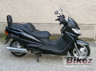 2000 Suzuki Burgman 400 photo