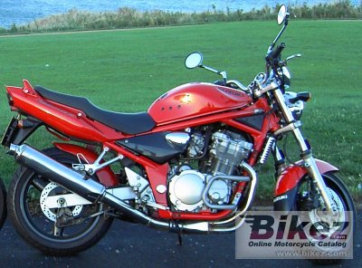2000 Suzuki GSF 600 Bandit photo