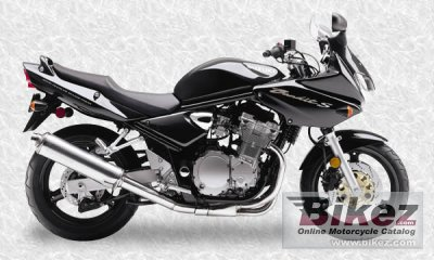2000 Suzuki GSF 600 S Bandit photo