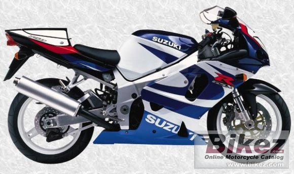 2000 Suzuki GSX-R 750 photo