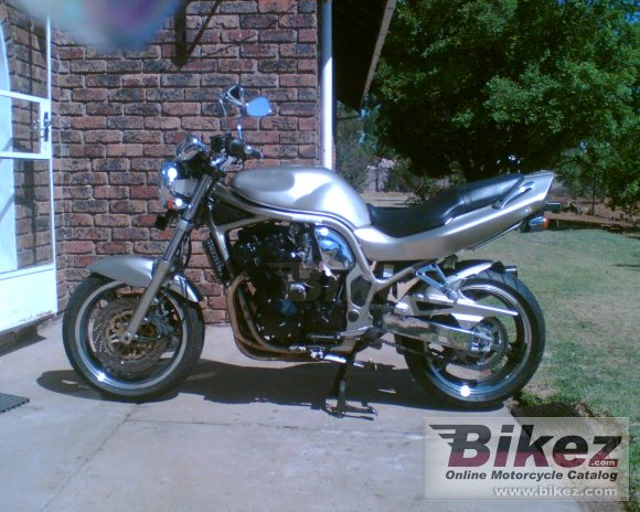 2000 Suzuki GSF 1200 N Bandit photo