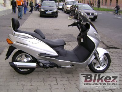 2000 suzuki an 250 burgman specifications and pictures. Black Bedroom Furniture Sets. Home Design Ideas