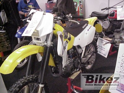 2000 Suzuki DR-Z 400 E specifications and pictures