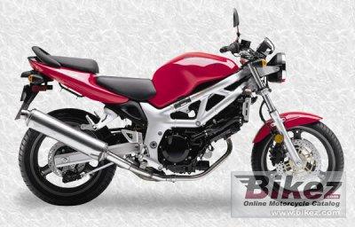 Suzuki SV 650 S 2000 Specs and Photos