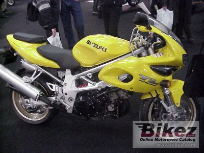 2000 Suzuki Tl 1000 S Specifications And Pictures