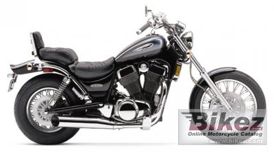 2001 Suzuki VS 1400 GLP Intruder photo