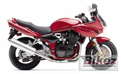 2001 Suzuki GSF 1200 Bandit S photo