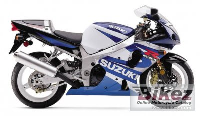 2001 Suzuki GSX-R 1000 photo