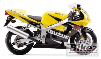 2001 Suzuki GSX-R 600 photo
