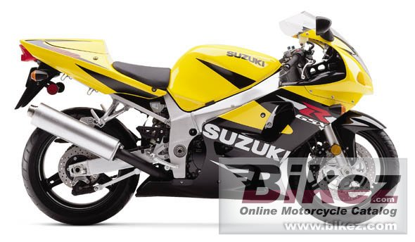Published with permission. gsx-r 600