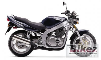 2001 Suzuki GS 500 E photo