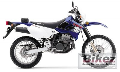 2001 Suzuki DR-Z 400 S specifications and pictures