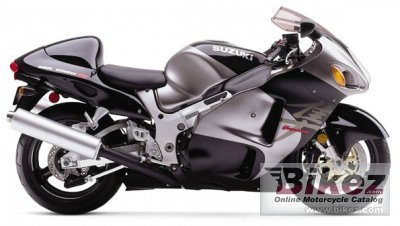 2001 Suzuki GSX 1300 R Hayabusa specifications and pictures