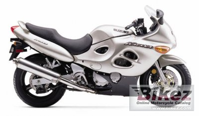 2001 suzuki gsx 750 f katana specifications and pictures