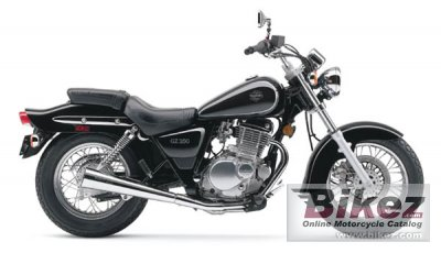2002 Suzuki GZ 250 Marauder photo