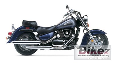 2002 Suzuki VL 1500 Intruder LC photo
