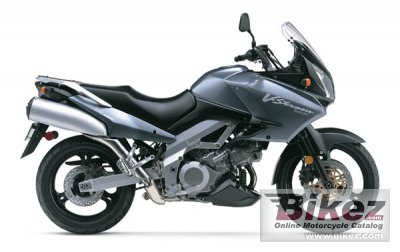 2002 Suzuki DL 1000 V-Strom photo