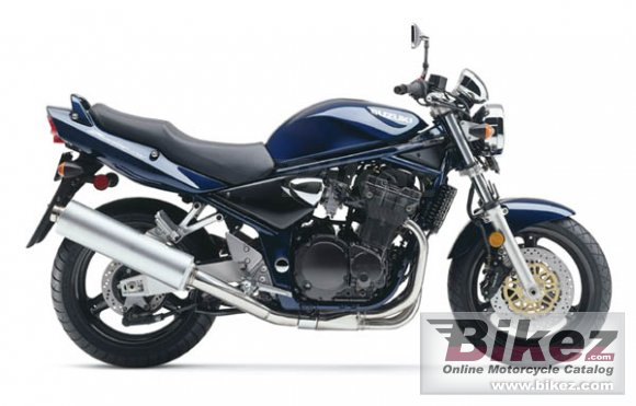 2002 Suzuki GSF 1200 Bandit photo