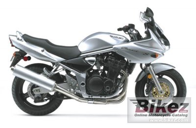 2002 Suzuki GSF 1200 S Bandit photo