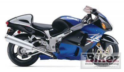 2002 Suzuki GSX 1300 R Hayabusa photo