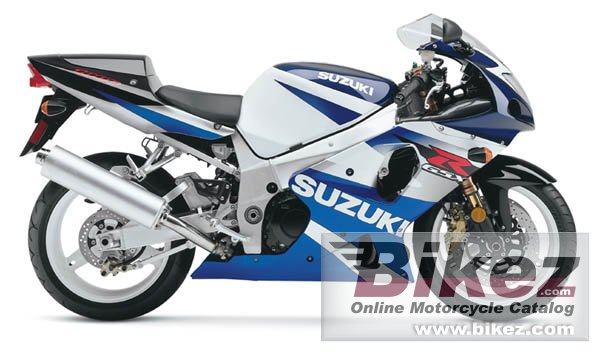 Published with permission. gsx-r 1000