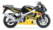 2002 Suzuki GSX-R 600 photo