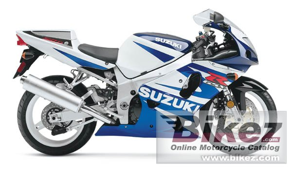 Published with permission. gsx-r 750