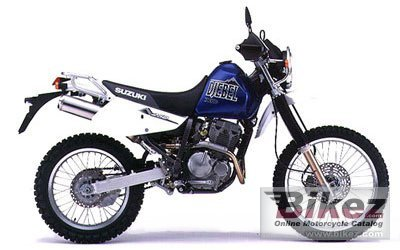 2002 Suzuki Djebel 250 XC photo