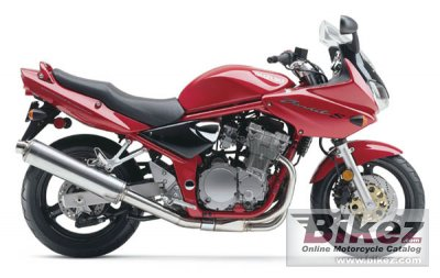 2002 suzuki gsf 600 s bandit specifications and pictures. Black Bedroom Furniture Sets. Home Design Ideas