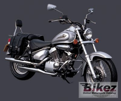 Suzuki Intruder  Lc Review