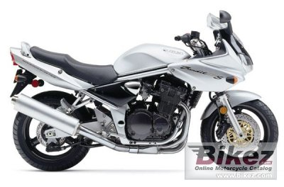 2003 Suzuki GSF 1200 S Bandit photo