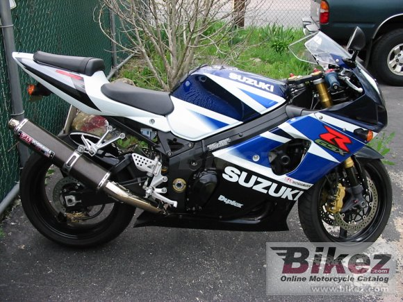 2003 Suzuki GSX-R 1000 photo