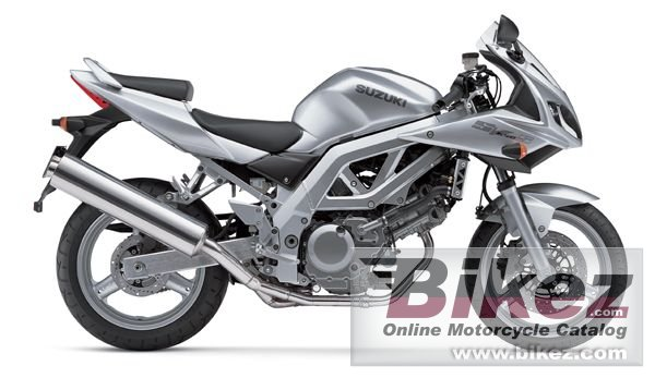 Big The respective copyright holder or manufacturer sv 650 s picture and wallpaper from Bikez.com
