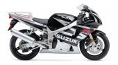 2003 Suzuki GSX-R 600 photo