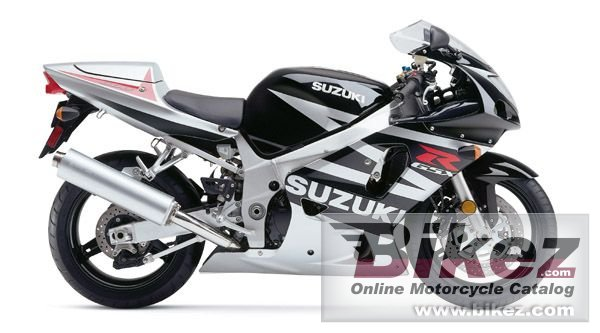 Big The respective copyright holder or manufacturer gsx-r 600 picture and wallpaper from Bikez.com