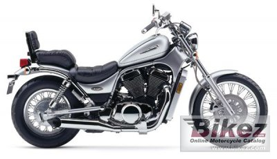 2003 Suzuki VS 800 Intruder photo