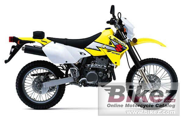 Big The respective copyright holder or manufacturer dr-z 400 s picture and wallpaper from Bikez.com