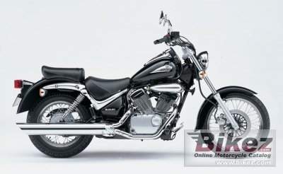 2003 Suzuki VL 125 Intruder photo