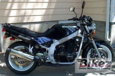 2003 Suzuki GS 500 E photo