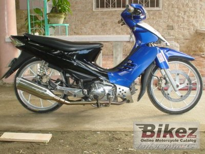 2003 Suzuki Shogun R 110 photo