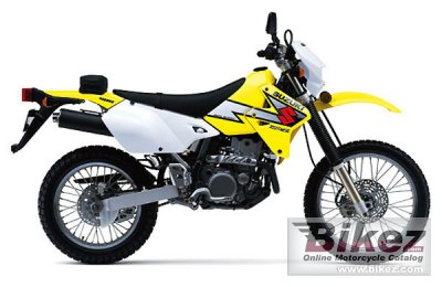 2003 Suzuki DR-Z 400 S specifications and pictures