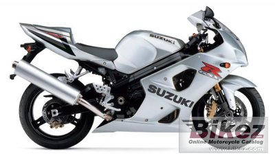 2003 Suzuki GSX-R 1000 specifications and pictures