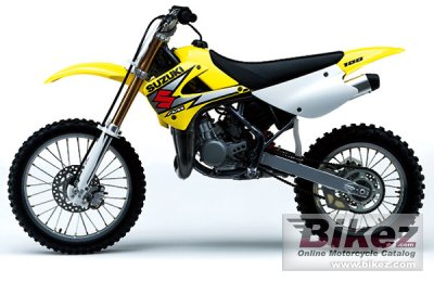 Phenomenal 2003 Suzuki Rm 100 Specifications And Pictures Pdpeps Interior Chair Design Pdpepsorg