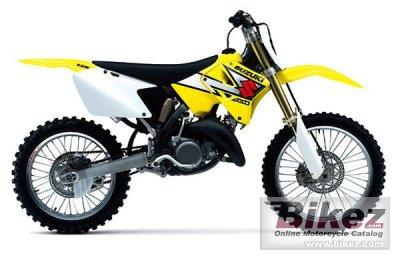 rm 125 Specs 2003 2003 Suzuki rm 125