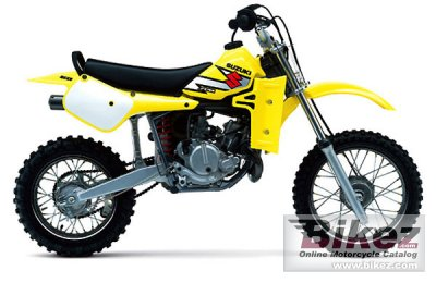 2003 Suzuki RM 60
